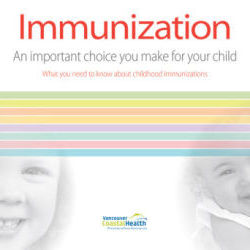 Immunization: An important choice you make for your child